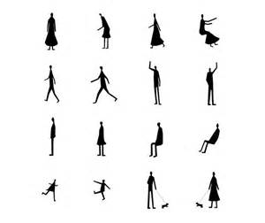 Figure Outline Photoshop by Architecture Human Figures Search Human Figures Architecture