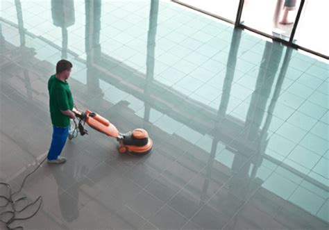 Floor Polishing by Marble Cleaning