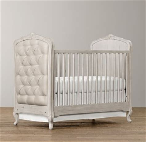 restoration hardware baby cribs reviews restoration hardware colette tufted crib reviews