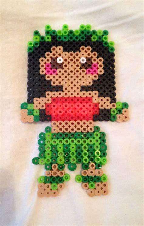 stitch perler lilo lilo stitch perler by nelly s perler bead
