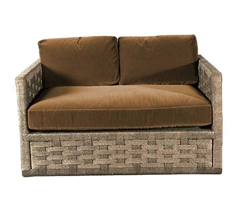 Hopkins Rope Loveseat Sofas Style Indoor Furniture