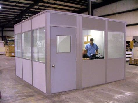 Inplant Office by Interior Enclosures Modular Buildings Safespace Buildings