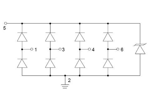 semtech tvs diode application note srv05 4 railcl 174 low capacitance tvs diode array semtech