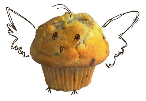 muffin bird by kynarii on deviantart