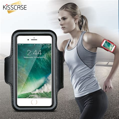 Dijamin Armband Pouch For For Iphone 6 kisscase waterproof sport armband for iphone 6 6s i6 gymnasium activities accessories