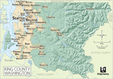 King County Property Records Maps King County