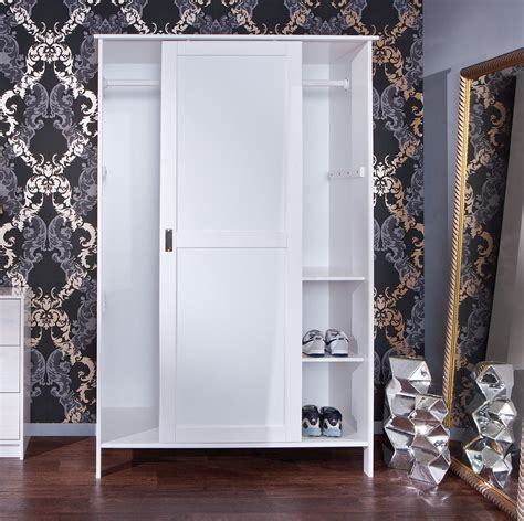 armadio bianco moderno  ante scorrevolicameraingresso