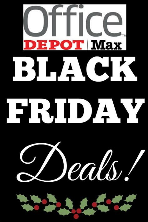 2014 office depot officemax black friday ad bargainbriana