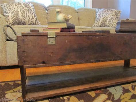 ammo box coffee table my repurposed life 174