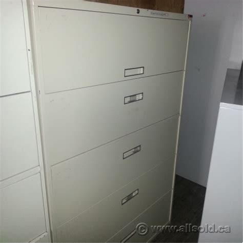 5 drawer locking lateral file cabinet steelcase beige 5 drawer lateral file cabinet locking