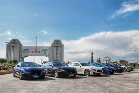 maserati modena maserati 100 road to modena tour enters russia gtspirit