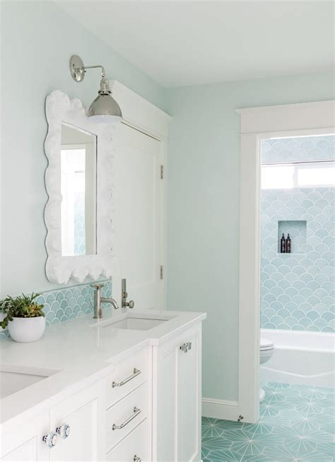 Piastrelle Azzurre - piastrelle azzurre per bagni infondono tranquillit 224