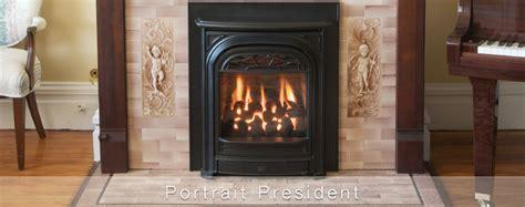 Portrait Fireplace by Valor Portrait President Joe S Fireplace Serving