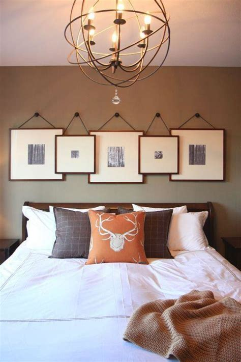 Frames Above Bed Transform Your Favorite Spot With These 20 Stunning Bedroom Wall Decor Ideas