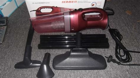 Vacuum Cleaner Lejel vacuum cleaner ez hoover bomber turbo sedot debu stainless