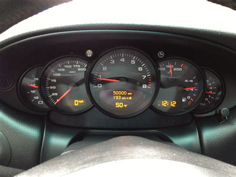 porsche dashboard dash light brightness level 1999 pelican parts technical bbs