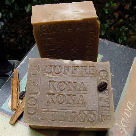 Coffee Soap summer care for and soaps