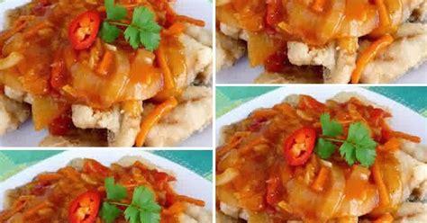 cara membuat jamur crispy saus asam manis resep saus asam manis goreng ikan crispy county of food