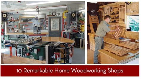 diy woodworking shop eye 10 drool worthy home woodworking shops curbly