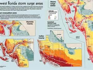 southwest florida surge areas