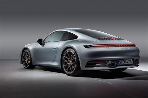 New 911 Porsche by New Porsche 911 Fresh Pictures Of 992 Convertible Car