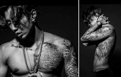 pop  male idols  proved tattoos  hot