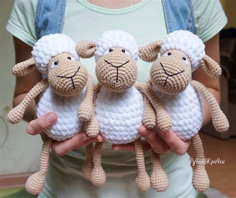 Handmade Toys Patterns - amigurumi amigurumi free patterns amigurumi sheep patterns
