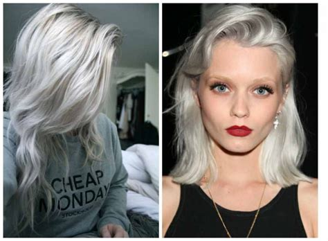 best clothing colors for platinum hair platinum color hair for girls hairzstyle com