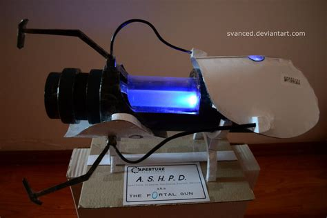 Papercraft Portal Gun - portal gun papercraft 1 by svanced by svanced on deviantart
