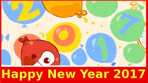 google images happy new year new year s day 2017 google doodle wish you all happy new
