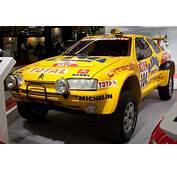 Citro&235n ZX Dakar  2011 Retromobile