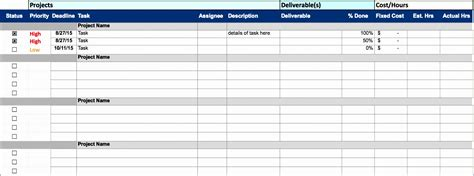 free project management templates excel 2010 task list template free drinks menu template