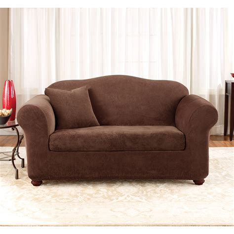 dual reclining sofa slipcover sure fit dual reclining sofa slipcover centerfieldbar