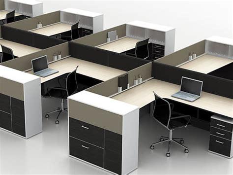 layout meja kerja kantor meja kerja kantor dan partisi pabrikfurnitur com