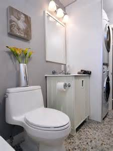 small bathroom designs with washing machine transitional
