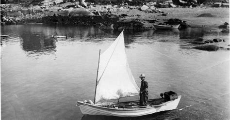 boat crash rockport the evolution of the lobster boat starting from 1860