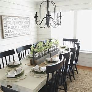 best 25 farmhouse dining rooms ideas on pinterest laurieanna s vintage home our farmhouse dining room