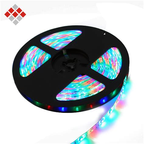 Rgb Color Changing 3528 Led Strip Light 5m 300 60leds M Led Light Strips Color Changing