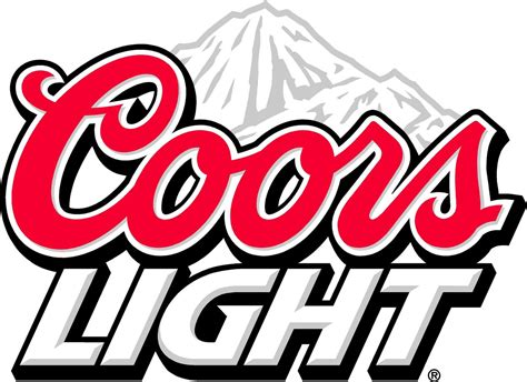 what type of beer is coors light image coors light logo jpg it s always sunny in