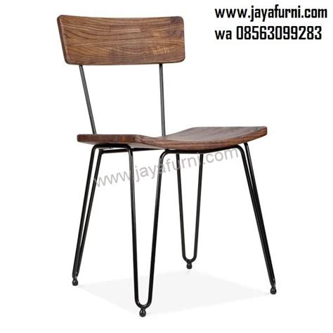 Kursi Besi Untuk Cafe kursi cafe besi seri industrial jayafurni mebel jepara jayafurni mebel jepara