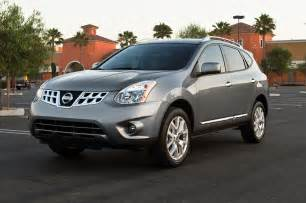 Nissan Rogue Models 2013 Nissan Rogue Reviews And Rating Motor Trend