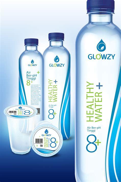 Kemasan Air Mineral gallery desain kemasan untuk air mineral quot glowzy quot
