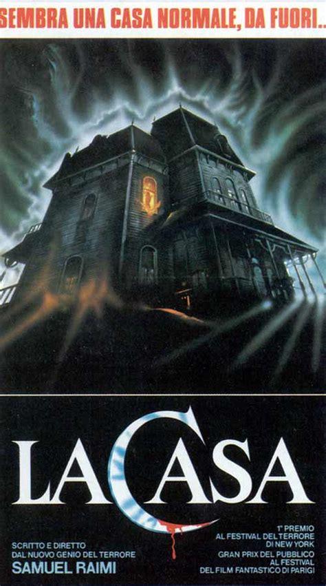 la casa 2 la casa sam raimi 1984 horror curiosando anni