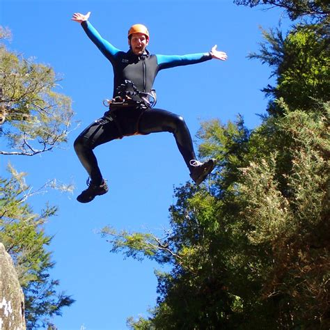 new jump abel tasman canyons canyoning adventures in new zealand