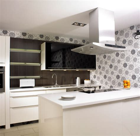 White And Brown Kitchen by Uses And Applications For The Hanex Product