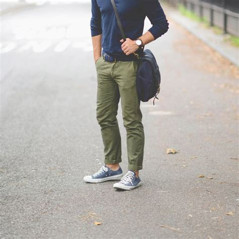 what goes with green and olive style for