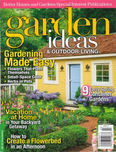 Garden Ideas Magazine Landscape Gardening Garden Magazine Izvipi