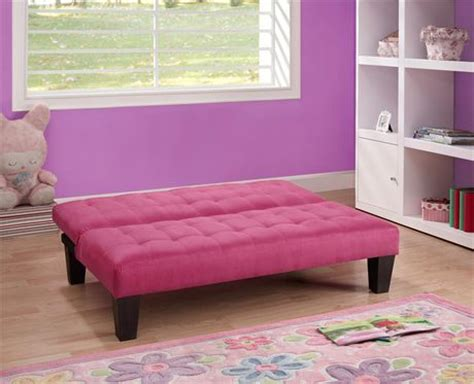 walmart pink futon dhp ariana kid s pink futon walmart ca