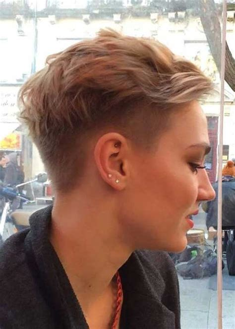 womans extremely short sides 19 undercut pixie cuts for badass women 2017 hairstyle guru