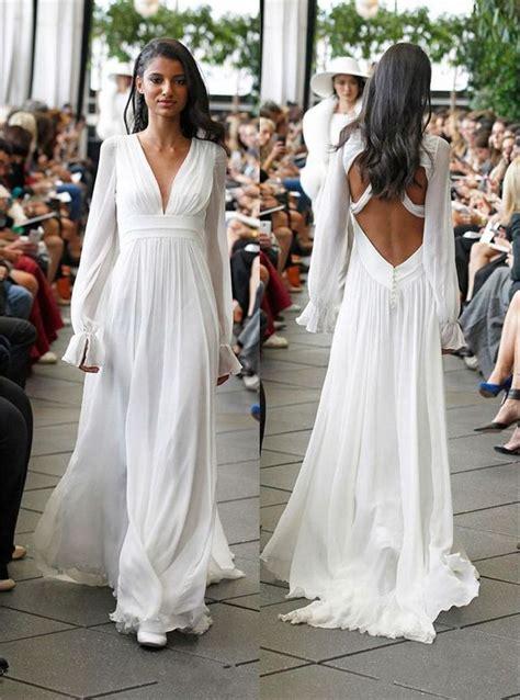 Hippie Wedding Dresses by Best 25 Hippy Wedding Dresses Ideas On Hippie